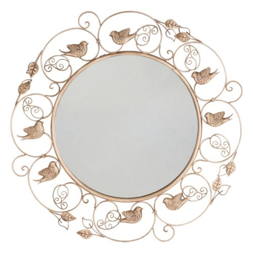 Bird Wall Mirror