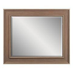 Belle Maison Framed Wall Mirror