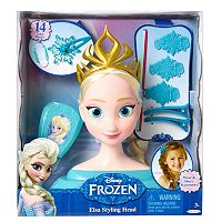 Disney's Frozen Elsa Styling Head