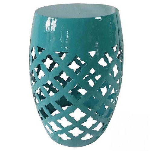 Enjoyable Sonoma Goods For Life Metal Garden Stool Ncnpc Chair Design For Home Ncnpcorg