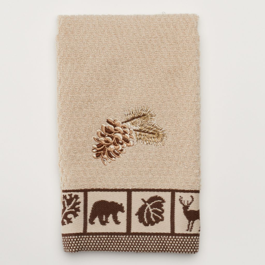 Nature's Trail Fingertip Towel
