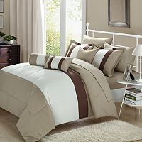 Serenity 10 pc Bed Set