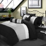 Serenity Gray 10-pc. Bed Set