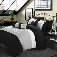 Serenity Gray 10 pc Bed Set