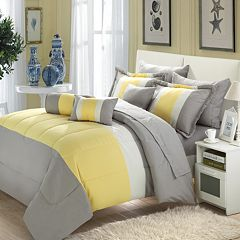 Serenity 10 pc Bed Set