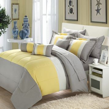 Serenity 10-pc. Bed Set