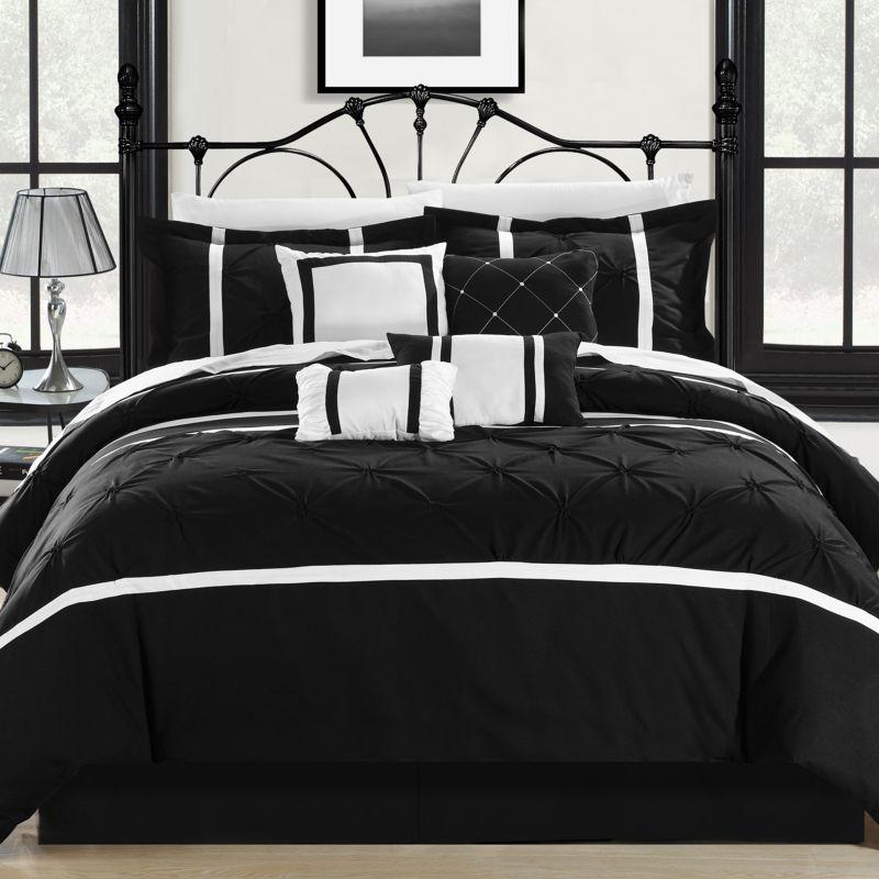 Pintuck Comforter Set Kohl S