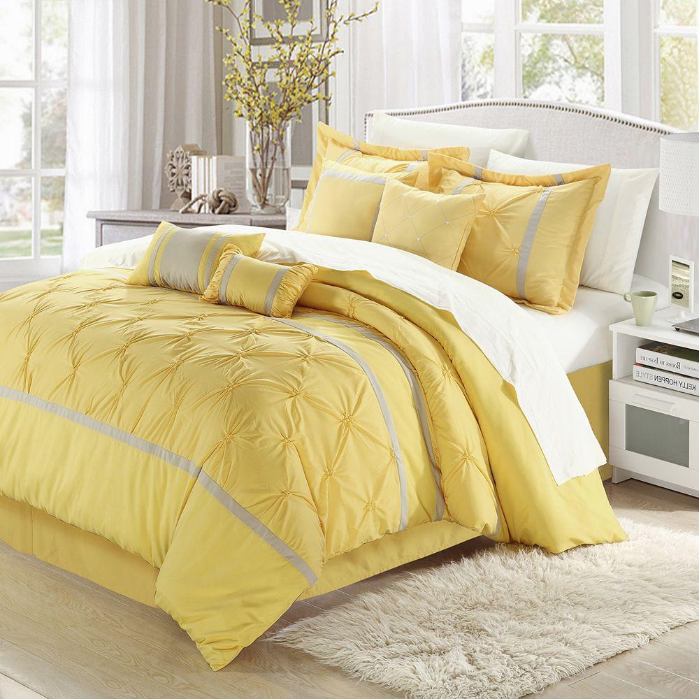 Vermont 8-piece Comforter Set
