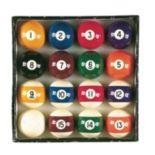 Viper Billiard Master Pool Ball Set