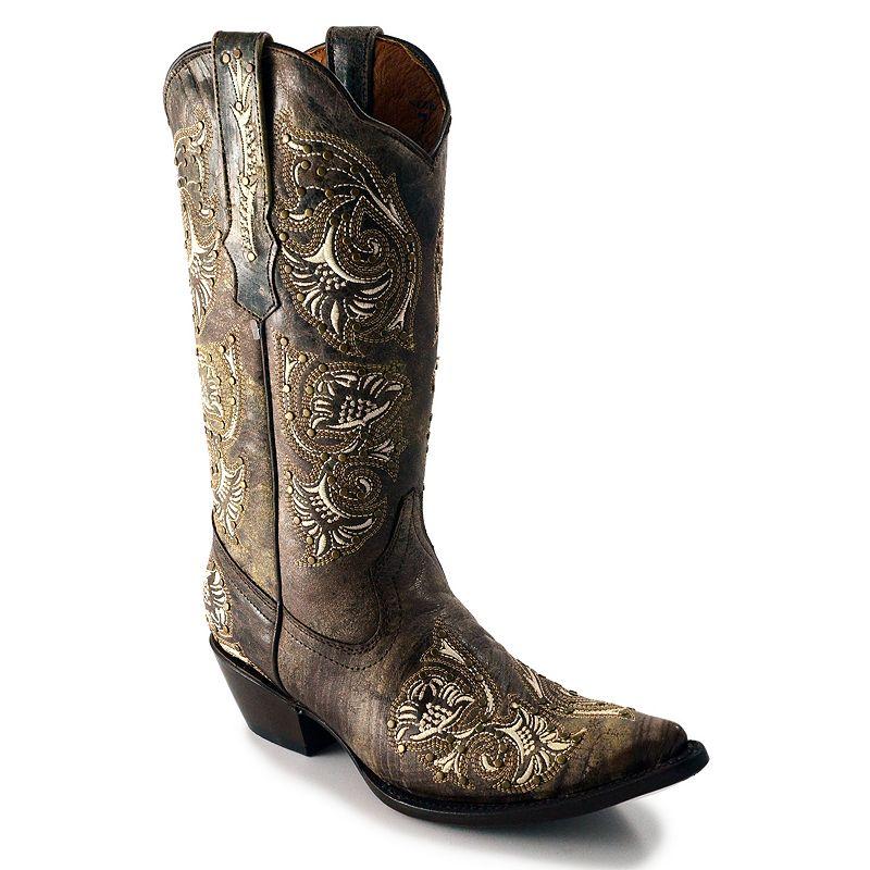 Corkys Santa Fe Women's Cowboy Boots