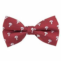 Philadelphia Phillies Repeat Woven Bow Tie