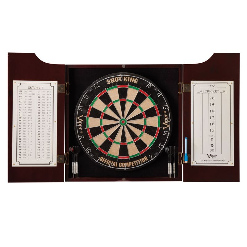 Viper Hudson All-In-One Dart Center, Clrs