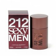 Carolina Herrera 212 Sexy Men's Cologne - Eau de Toilette