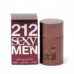 Carolina Herrera 212 Sexy Men's Cologne - Eau de Toilette