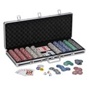 Fat Cat Bling 13.5 Grams 500 ctPoker Chip Set