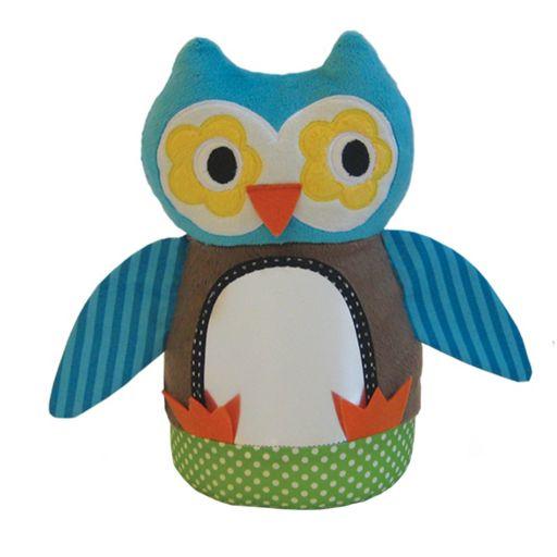 Boppy Owl Activity Mirror