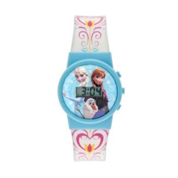 Disney's Frozen Elsa, Anna and Olaf Kids' Digital Musical Watch