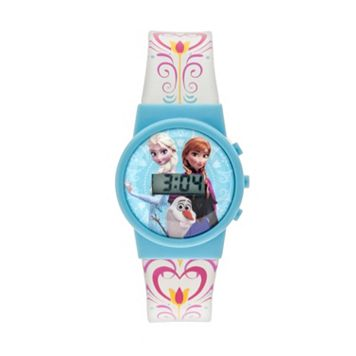 Disney's Frozen Elsa, Anna & Olaf Kids' Digital Musical Watch