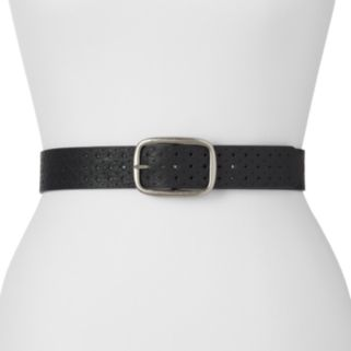 Relic Perforated Reversible Belt - Extended Size