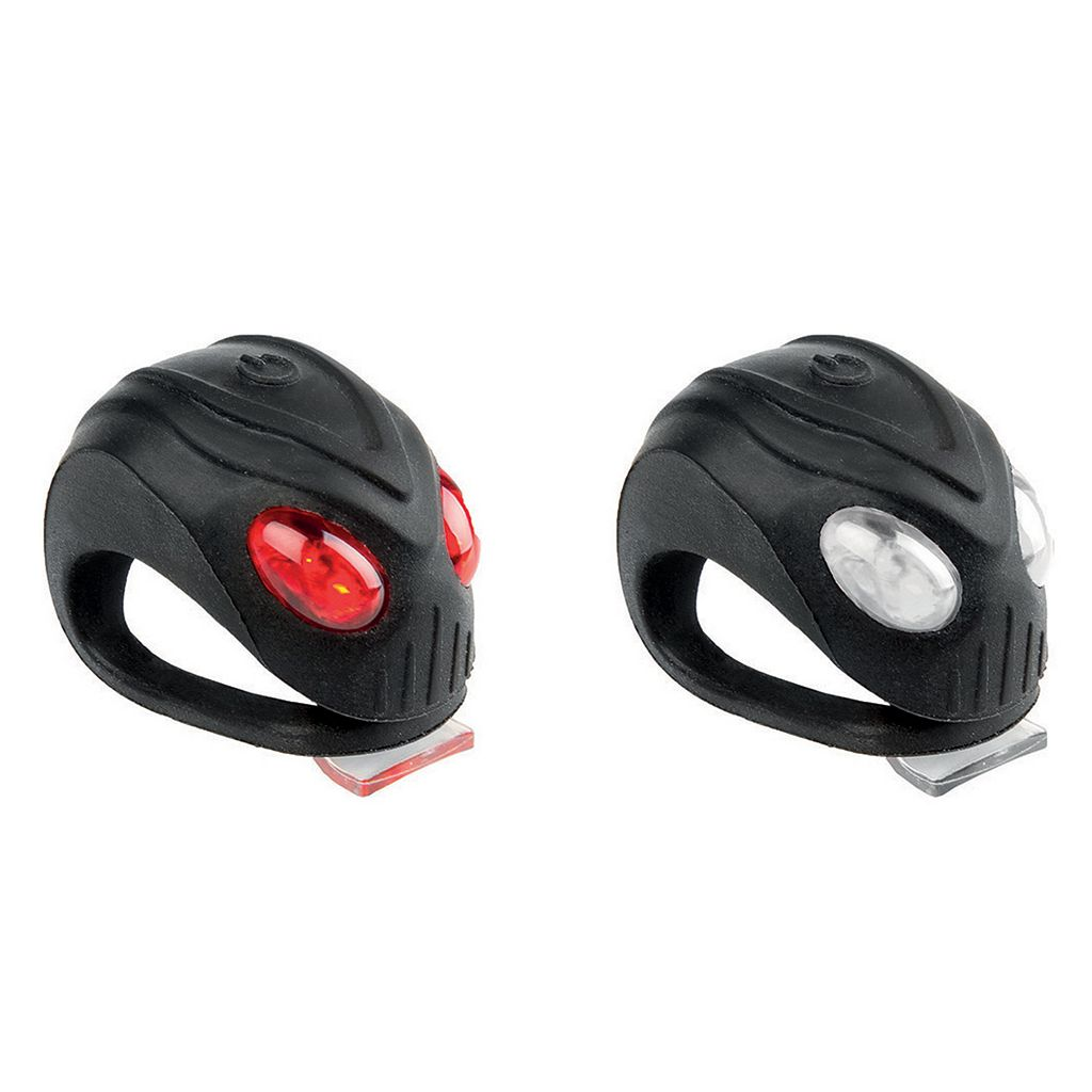 M-Wave Mamba Silicon Headlight and Tail Light Set