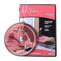 Marjolein Brugman's AeroPilates Level Two Simply Cardio DVD by Stamina