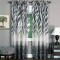 Kenya Sheer Window Curtain - 50'' x 84''