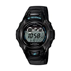 Casio Men's Atomic G-Shock Solar Digital Chronograph Watch - GWM500BA-1