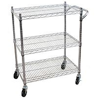 Oceanstar Heavy Duty All-Purpose Utility Cart