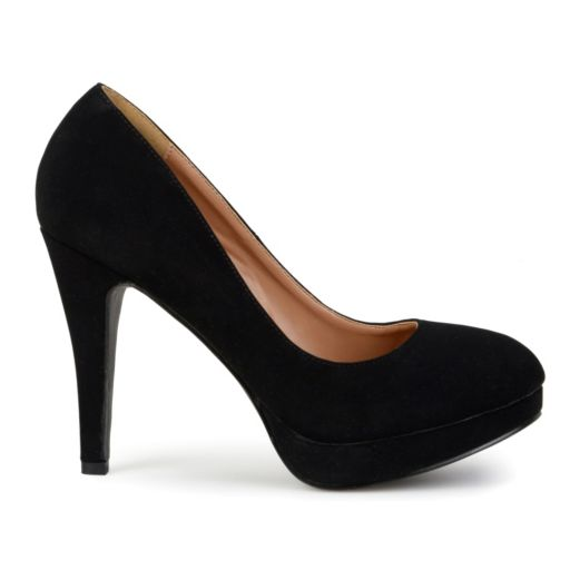 Journee Collection Madi Women's Platform High Heels