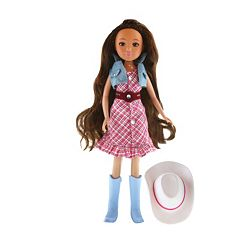 Paradise Horses Cowgirl Doll  by