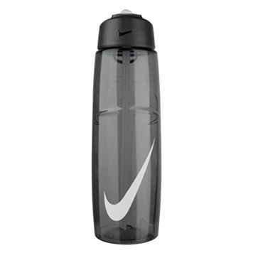 Nike Anthracite Swoosh 32-oz. Water Bottle
