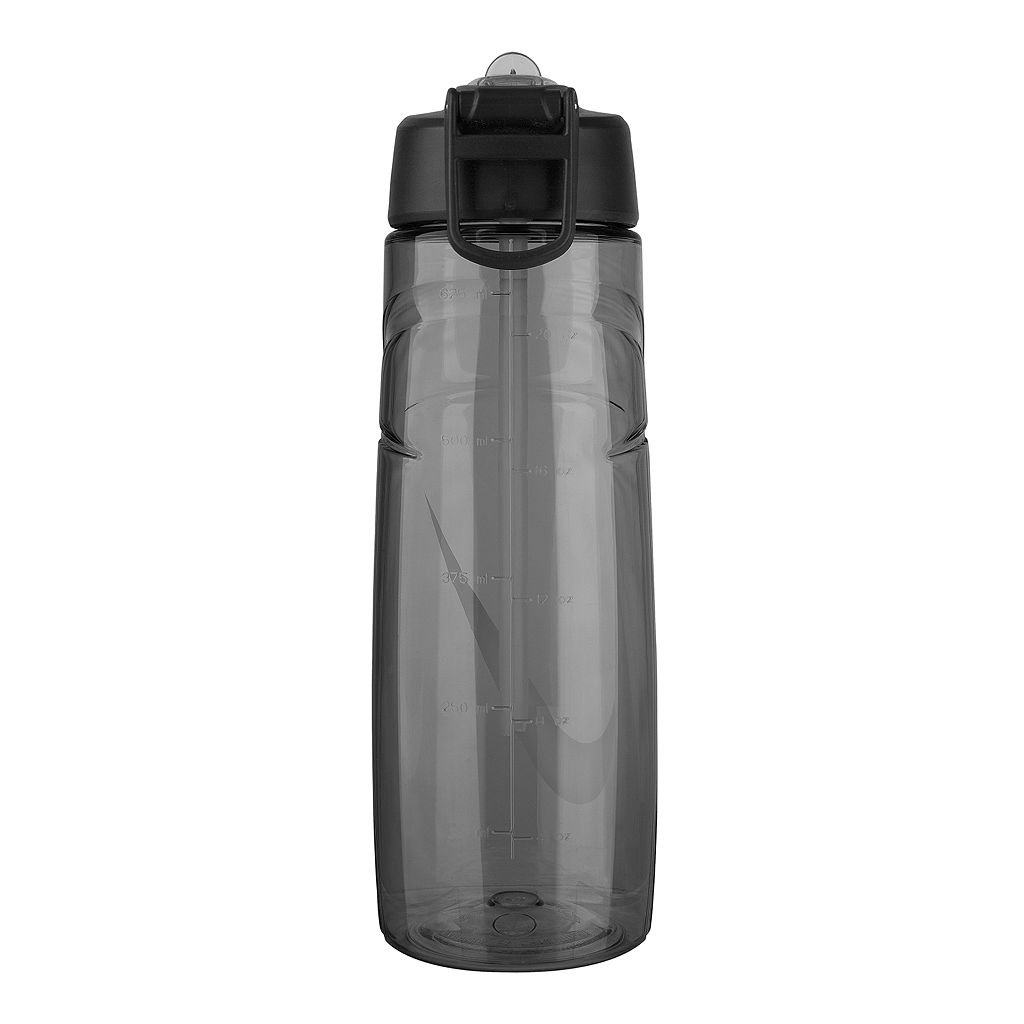 Nike Anthracite T1 Swoosh 24-oz. Water Bottle