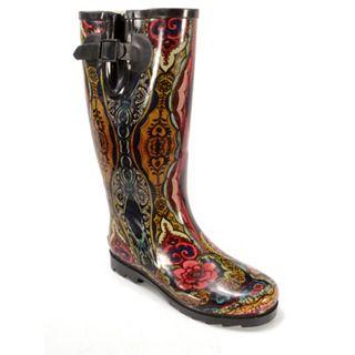 a5ee57e7516 Corkys Sunshine Women's Rain Boots