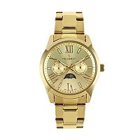 Peugeot Women's Gold Tone Stainless Steel Watch