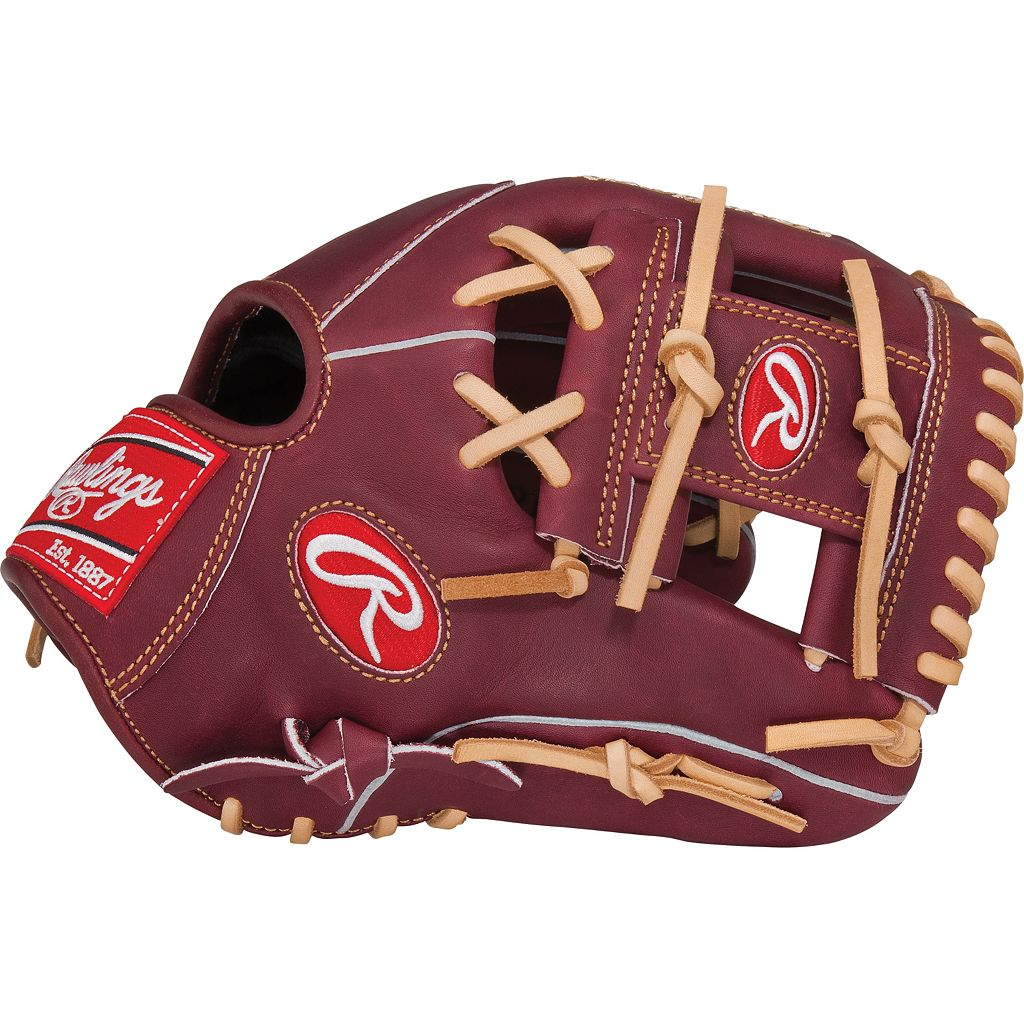 Rawlings Heritage Pro 11.5-in. Right Hand Throw Baseball Glove - Adult