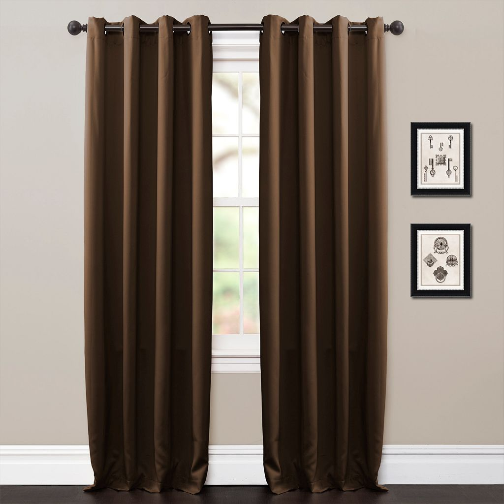 Lush Decor Jamel Window Curtains - 52'' x 84''