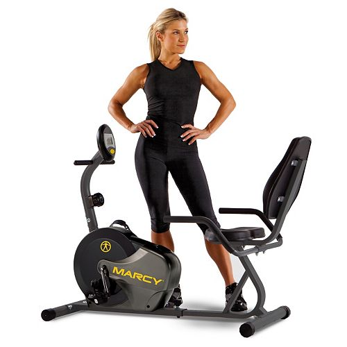 Marcy Recumbent Magnetic Cycle (NS-716R)