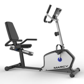 Marcy Recumbent Magnetic Cycle (NS-1201R)