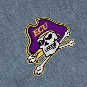 Men's Antigua East Carolina Pirates Chambray Button-Down Shirt