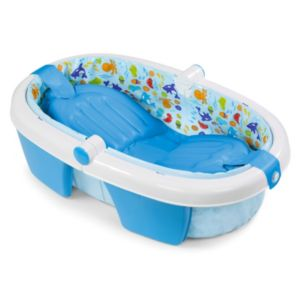 Summer Infant Fold-Away Baby Bath