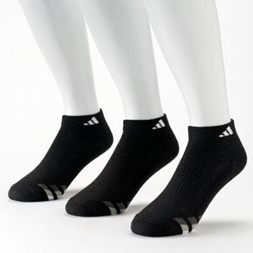 Men's adidas 3-Pack Performance Low-Cut Socks