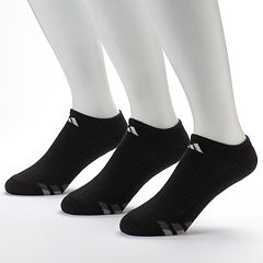 Men's adidas 3-Pack Climalite No-Show Performance Socks