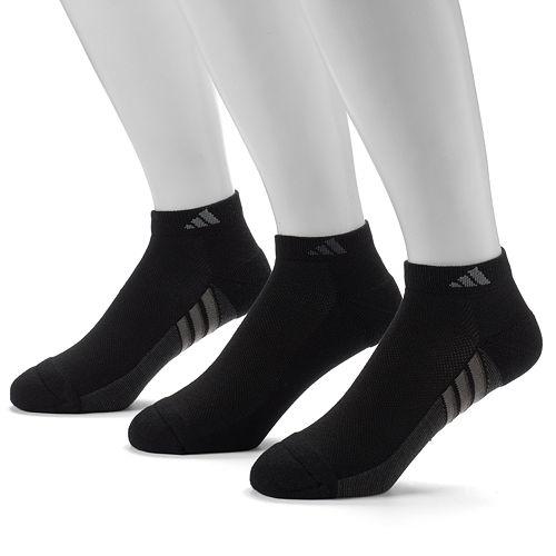 Men's adidas 3-Pack Climacool Superlite Low-Cut Socks