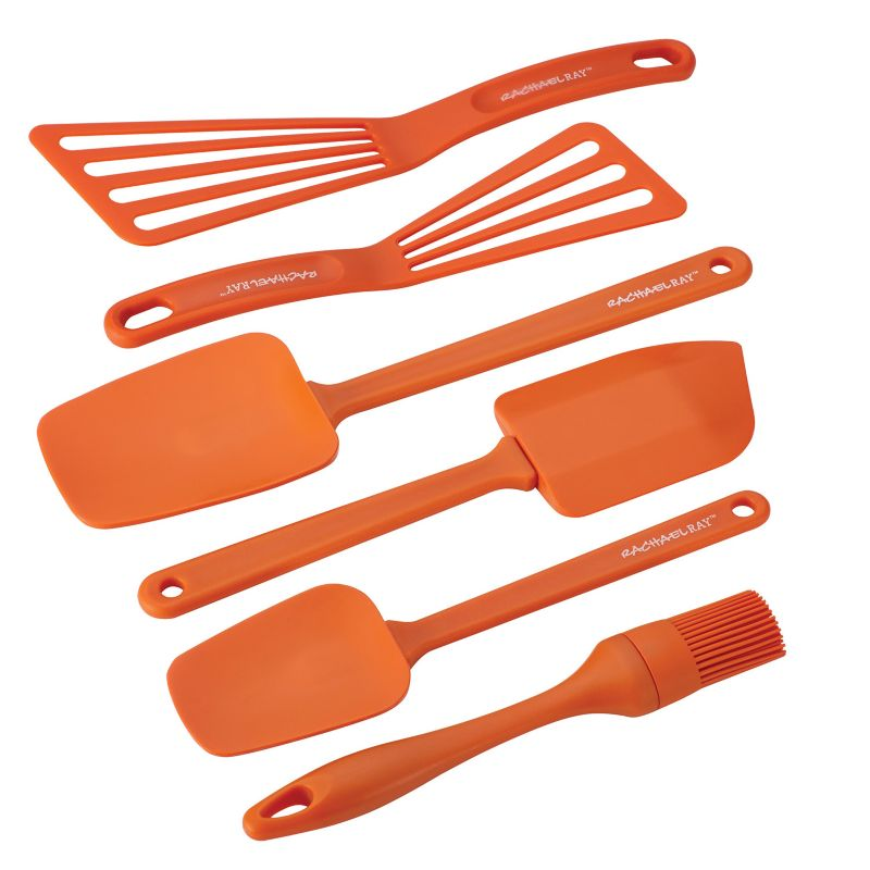 Rachael Ray 6-pc. Kitchen Utensil Set