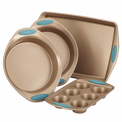 Rachael Ray Cucina 4-pc. Nonstick Bakeware Set