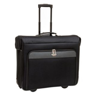 Travelers Club Rolling Garment Bag