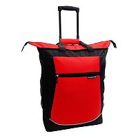Travelers Club 20-Inch Wheeled Shopper Bag