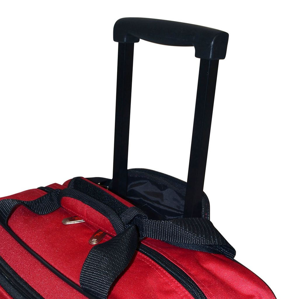 Travelers Club 17-Inch Laptop Wheeled Briefcase