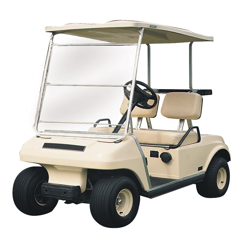 Classic Accessories Golf Cart Portable Windshield