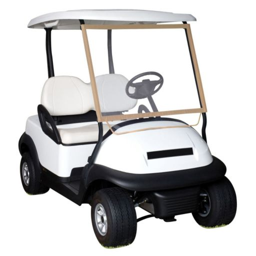 Classic Accessories Deluxe Golf Cart Portable Windshield